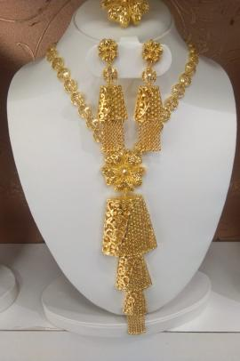 Gold plated set GZNK09