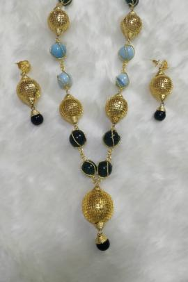 Gold plated set GZNK14
