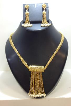 Gold plated set GZNK16
